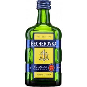 Настойка Чехии Becherovka / Бехеровка, 0.05 л [85916623]