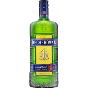 Настойка Чехии Becherovka / Бехеровка, 0.7 л [8594405101049]