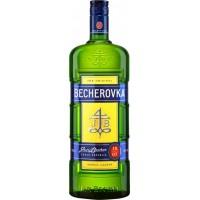 Настойка Чехии Becherovka / Бехеровка, 1 л [8594405101063]