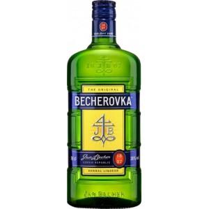 Настойка Чехии Becherovka / Бехеровка, 0.5 л [8594405101537]