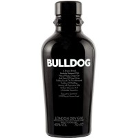 Джин Великобритании BULLDOG London Dry / Бульдог Лондон Драй, 0.7 л [897076002010]