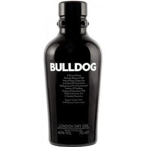 Джин Великобритании BULLDOG London Dry, 40%, 0.7 л [897076002010]