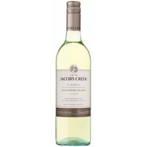 Вино Австралии Jacob's Creek Classic Sauvignon Blanc / Джейкобс Крик Совиньон Блан, Бел, Сух, 0.75 л [9300727008640]