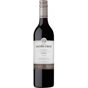 Вино Австралии Jacob's Creek Classic Shiraz / Джейкобс Крик Шираз, Кр, Сух, 0.75 л [9300727488275]