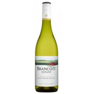 Вино Новой Зеландии Brancott Estate Marlborough Sauvignon Blanc / Бранкотт Истэйт Мальборо Совиньон Блан, Бел, Сух, 0.75 л [9414024334965]