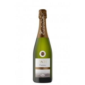 Вино игристое Испании Bach Extrisimo Cava Brut / Бах Экстрисимо Кава Брют, Бел, Брют, 0.75 л [8410013991042]