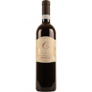 Вино Италии Cent Anni Ripasso Valpolicella / Чент Анни Рипассо Вальполичелла, Кр, Сух, 0.75 л [8008900006230]