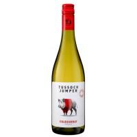 Вино Франции  Tussock Jumper Chardonnay / Тассэк Джампер Шардоне, Бел, Сух, 0.75 л [3760204540166]