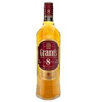 Виски Шотландии Grant's Sherry Cask 8 yo / Грантс Шэрри Каск 8 ео, 0.7 л [5010327255057]