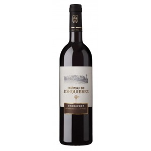 Вино Франции Terres Precieuses Chateau de Jonquieres Corbieres / Террес Пресьюз Шато де Жонкер Корбьер, 0.75 л [3308440048833]