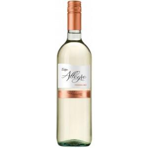 Вино Италии Terre Allegre Trebbiano / Терре Аллегре Треббьяно, Бел, Сух, 0.75 л [8008900005394]