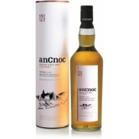 Виски Шотландии AnCnoc 12 yo / АнНок 12 ео, 0.7 л (тубус) [5010509427067]