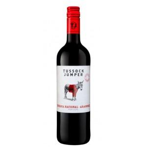 Вино Португалии Tussock Jumper Aragonez Touriga  / Тассэк Джампер Арагонез Торига, Кр, Сух, 0.75 л [3760204540173]]
