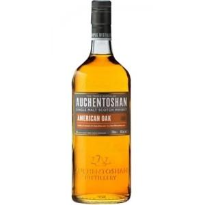 Виски Шотландии Auchentoshan American Oak 8 yo / Окентошен Американ Оак 8 ео, 0.7 л [5010496003565]