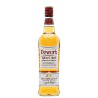 Виски Шотландии  Dewar's White Label 3 yo / Дьюарс Уайт Лэйбл 3-летний, 0.7 л (под.уп) [5000277001019]