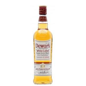 Виски Dewar's White Label 3 yo / Дьюарс Уайт Лэйбл 3 ео, 0.7 л (под. уп.) [5000277001019]