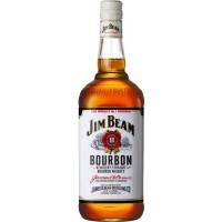 Виски США Jim Beam White 4 yo / Джим Бим Уайт 4 ео, 0.5 л [5060045583147]