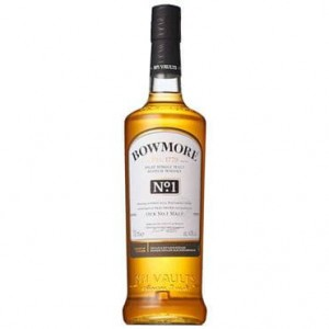 Виски Шотландии Bowmore №1 / Бомо №1, 0.7 л [5010496004494]