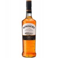 Виски Шотландии Bowmore 12 yo / Бомо 12 ео, 0.7 л [5010496080818]