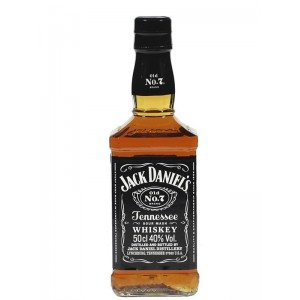 Виски США Jack Daniel's (Джек Дэниэлс), 40%, 0.5 л [5099873046067]