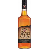 Бурбон США Jim Beam Devil Cut / Джим Бим Девилс Кат, 0.7 л [5060045582669]