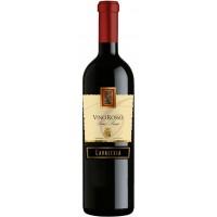 Вино Италии Cavaleria, Vino Rosso Senza Secco / Кавалерия, Вино Россо Сенца Секко, Кр, Сух, 0.75 л [8005890802781]
