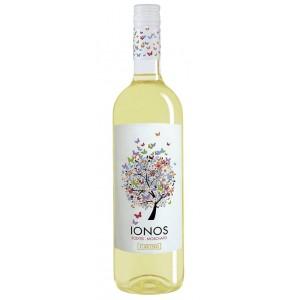Вино Греции Cavino Ionos Imiglykos / Кавино Ионос Имигликос, Бел, П/Сл, 0.75 л [5201015013008]