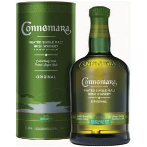 Виски Ирландии Connemara Peated / Коннемара Ориджнал Питед, 0.7 л (под.уп.) [5099357002305]