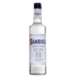 Ликер Италии Dilmoor Sambuca Appiana / Дилмур Самбука Аппиана, 0.7 л [8004180404100]