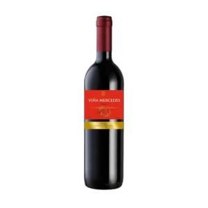 Вино Испании Vina Mercedes Syrah / Винья Мерседес Сира, Кр, Сух, 0.75 л [8437001172917]