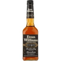 Бурбон США Evan Williams Black / Эван Вильямс Блэк, 0.75 л [96749021345]