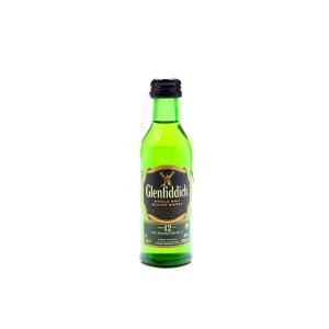Виски Glenfiddich 12 yo / Гленфиддик 12 ео, 0.05 л [5010327007359]