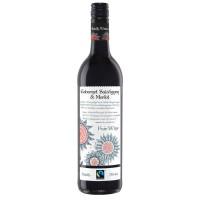 Вино ЮАР  Fair Wine Cabernet Sauvignon – Merlot / Каберне Совиньон – Мерло, Кр, Сух, 0.75 л [4003301045646]