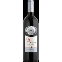 Вино  Франции  Vins Pierre Richard, Le Demon De l'Eveque Rouge, Corbiéres AOC, 13.5%, Кр, Сух, 0.75 л [3569046161511]