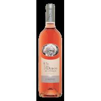 Вино  Франции  Vins Pierre Richard, Le Demon De l'Eveque Rose, Corbiéres AOC, 13.5%, Кр, Сух, 0.75 л [3569048161618]