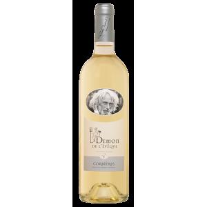 Вино  Франции  Vins Pierre Richard, Le Demon De l'Eveque Blanc, Corbiéres AOC, 13.5%, Кр, Сух, 0.75 л [3569049171715]
