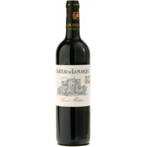 Вино Франции Château de Lamarque / Шато де Ламарк, Кр, Сух, 0.75 л [3586250000511]
