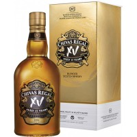 Виски Шотландии Chivas Brothers Limited XV 15 yo / Чивас Бразерс Лимитед  XV 15 лет выдержки 0.7 л 40% (под.уп.) [5000299622049]