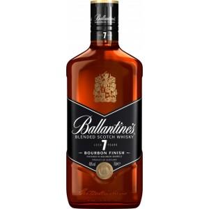 Виски Шотландии Ballantine's Bourbon Finish 7 Y.O / Баллантайнс Бурбон Финиш 7 лет выдержки 0.7 л 40% [5000299628034]