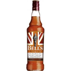 Виски Шотландии Bell's Spiced / Бэллс Спайсд, 0.7 л [5000387906907]