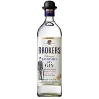 Джин Великобритании Broker's Premium London Dry / Брокерс Премиум Лондон Драй, 47%, 0.7 л [5060017740035]