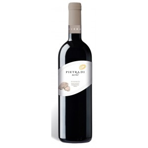 Вино Италии  Piera, Pietra di Merlot , 12.5%, кр, сух, 0.75 л [8000468000903]
