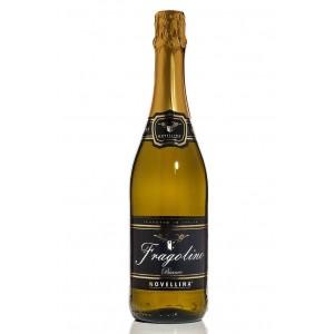 Вино игристое Италии  Fragolino Bianco Novellina / Фраголино Бьянко Новеллина, Бел, Сл, 0.75 [8004300032176]