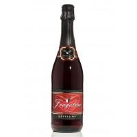 Винный игристый напиток Италии Fragolino Rosso Novellina / Фраголино Россо Новеллина, Кр, Сл, 0.75 [8004300032312]