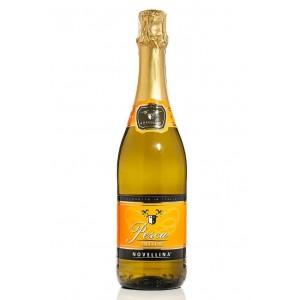 Винный игристый напиток Италии Pesca Mellow Novellina / Песка Фраголино Меллоу Новеллина, Бел, Сл 0.75 [8004300356777]