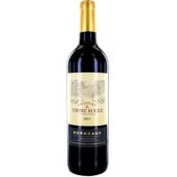 Вино Франции Chateau du Tertre Rouge Bordeaux / Шато Тертр Руж Бордо, Кр, Сух, 0.75 л [3500610079115]
