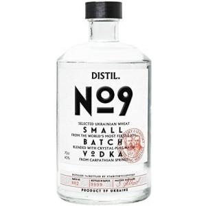ВодкаУкраины Distil№9 / Дистил №9,0.7л [4820139240247]