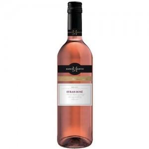 Вино Франции Marcel Martin Syrah Rose 2014 / Марсель Мартин Сира Розе, 13%, Роз, Сух, 0.75 л [2900000000216]