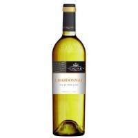 Вино Франции Cruse Chardonnay / Круз Шардоне, бел, сух, 0.75 л [3500610062643]