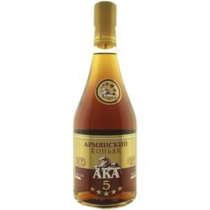 Коньяк Армении АКА 5*, 0.5 л [4820135490172]